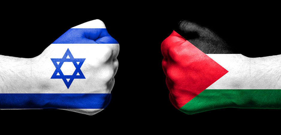 ISRAEL vs. PALESTINE: Uneasy Neighbours and India